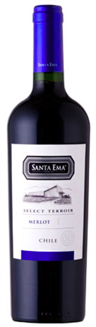 Santa Ema Merlot Select Terroir